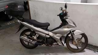 Yamaha X1 for rent