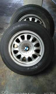 """BMW ALLOY Rims 16 """""""