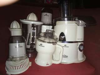 Juicer 7 in 1 vicenza / blender juicer vicenza