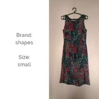 Shapes summer dress
