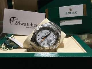 Rolex Explorer II 二手