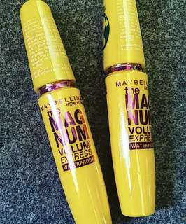 🚚 $10 only! Maybelline Mascara (Magnum)
