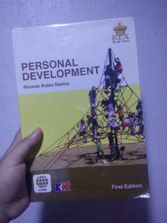 Personal Development (Grade 11 book)