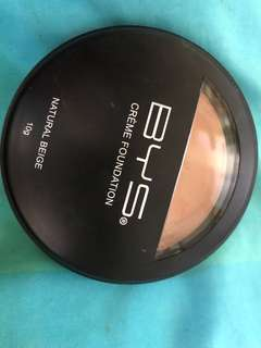 Bys Creme Foundation (Natural Beige)
