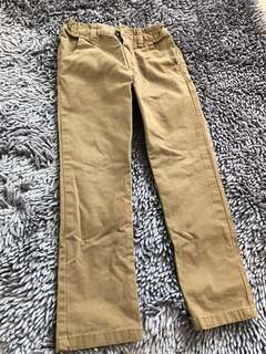 Sale next khaki trousers