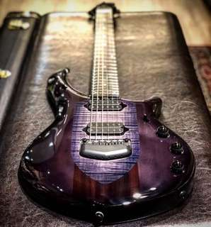 Ernieball Musicman Monarchy Majesty