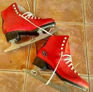 Sepatu Ice Skating HUDORA
