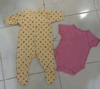 Uniqlo set for 6-18m old