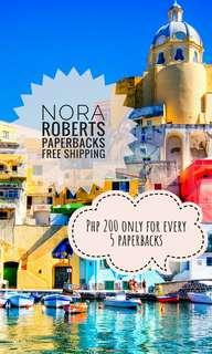 Nora Roberts, Free Shipping
