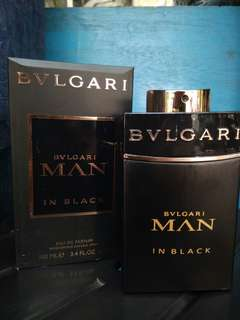 Parfum BULGARI MEN 100%