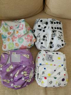 BRAND NEW Moo Moo Kow Cloth Diaper