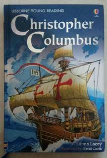 Usborne Young Reading Christopher Columbus