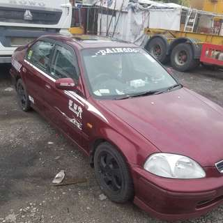 HONDA CIVIC VTI 1996