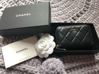 Chanel O-Porte Cartes
