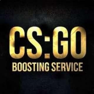 CSGO Boosting.