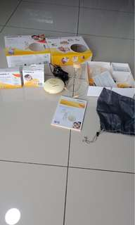 Medela swing single breast pump