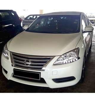 Nissan Sylphy 1.6 Auto Premium