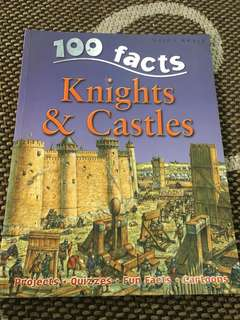 100 Facts of Knights & Castles