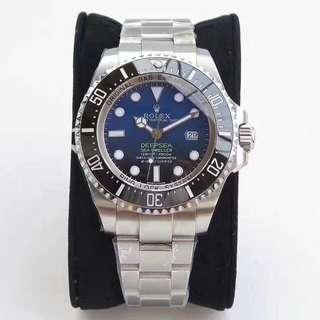 勞力士Rolex海使型系列m126660-000240mm男機械錶