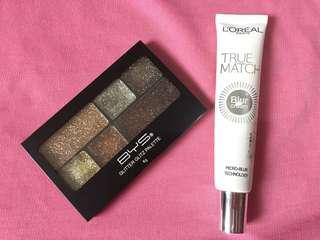 BYS Glitter glitz eyeshadow palette —bundle w/ freebie!!!!!