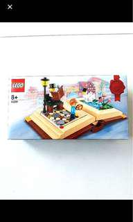 Lego 40291 Hans Christian Anderson Book