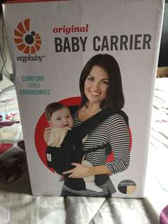 Ergo Baby Carrier- FREE SHIPPING