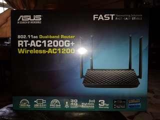 BNIP ASUS RT-AC1200G+