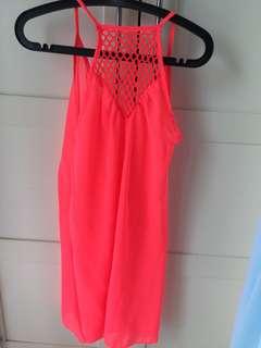 海灘歐風性感洋裝