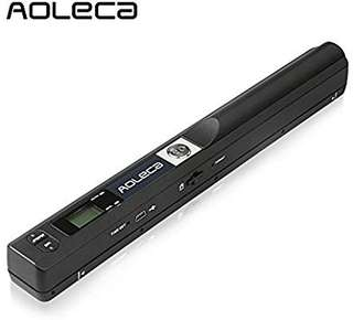 Aoleca Wand Portable Scanner!!