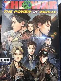 EXO Power Album Korean Version
