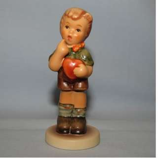 "Goebel Hummel Figurine ""Be Mine"" #2050 TMK 7"