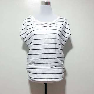 Old Navy Stripes Top