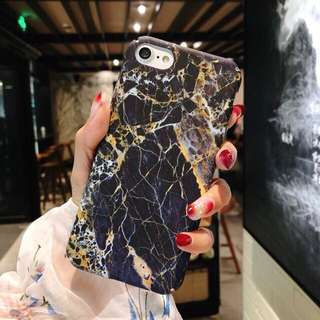 Black Marble hard case