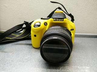 Nikon D5200 18-55mm kit lens
