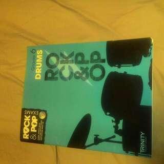 Grade 6 Drum Book