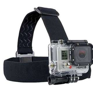 Elastic Mount Belt Adjustable Head Strap Band for Go Pro Session Gopro Hero 6/5/4/3 SJCAM Xiaomi Yi 4k Action Camera Accessories