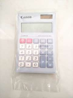 Canon Basic Calculator