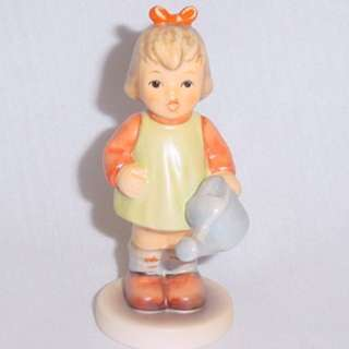 "Goebel Hummel Figurine ""Nature's Gift"" #729 TMK 7"