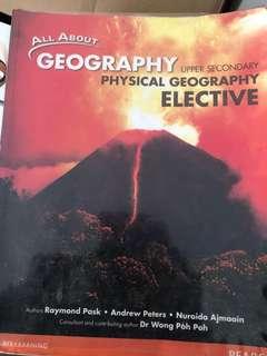 GEOGRAPHY UPPER SEC