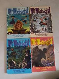 Mr. Midnight books