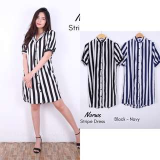 Norwe stripe dress