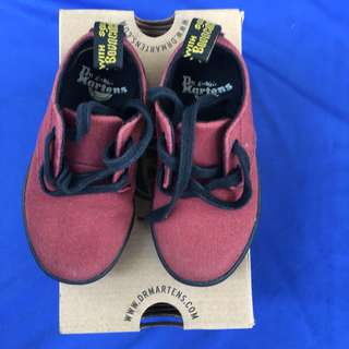 Dr Martens Maroon (Red Cherry)