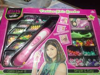 Hair beader set