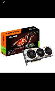 Gigabyte GeForce GTX 1080Ti Gaming OC