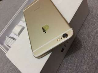 iPhone 6Plus Factory Unlock 64Gb gold