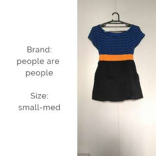 People are people dressy blouse