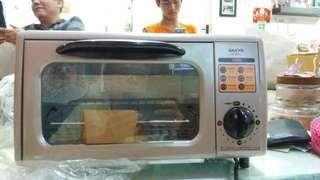New Sanyo Toaster