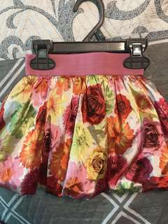 Guess Floral skirt