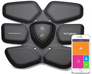 Wearable Koogeek Smart Fitness Gear!!