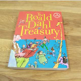 🚚 The Roald Dahl Treasury